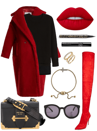 Red-dy Coat