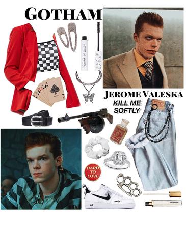 (Fandoms) Jerome Valeska- Gotham