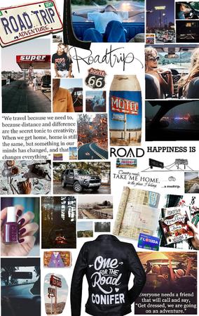 road trip of dreams