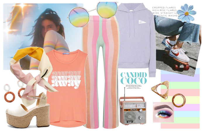 # Spring Trend Rainbow: A trip to San Francisco