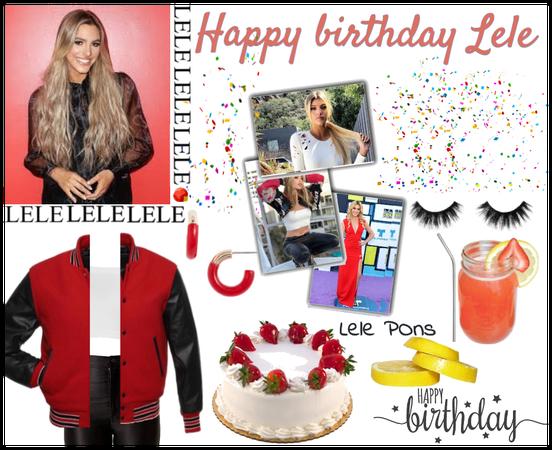 Happy Birthday Lele