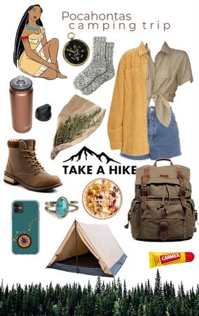Pocahontas- Camping Trip