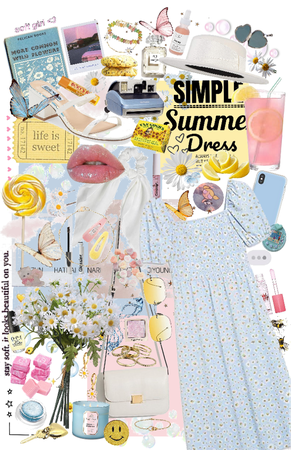 soft simple summer