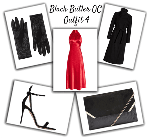 Black Butler OC Outfit 4