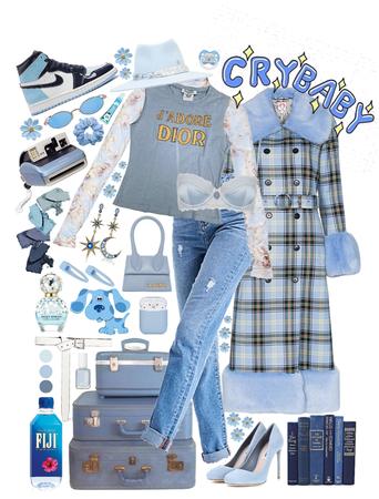 blue's hues