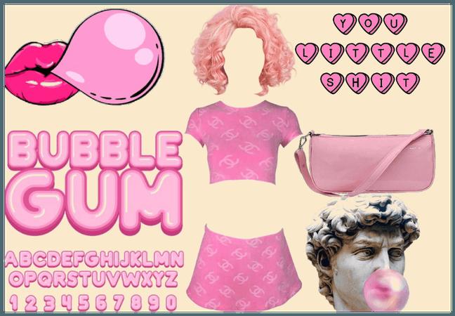 bubblegum babe
