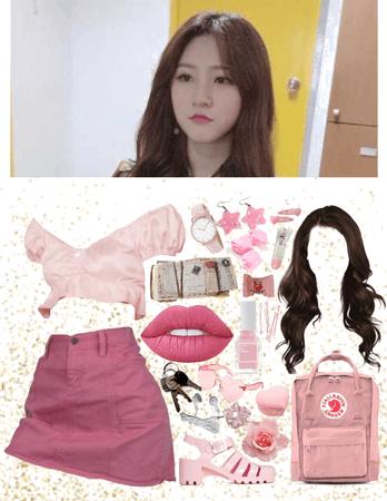 Ahn Ji-A // Lucy [first comeback]