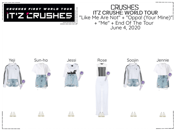 Crushes (호감) IT'Z Crushes | Seoul