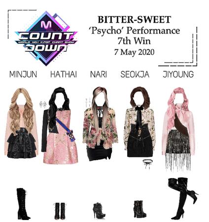 BITTER-SWEET [비터스윗] M Countdown 200507