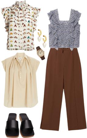 Brown Pants ✌🏻