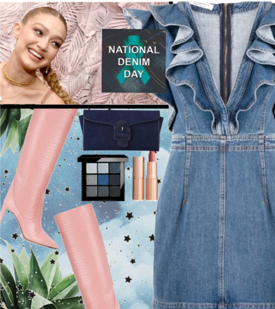 National denim day.