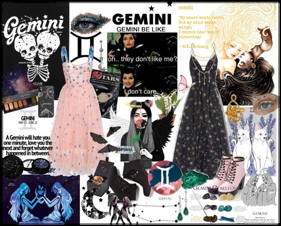 Gemini outfit