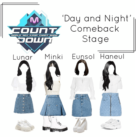 190720 - 'Day and Night' Mcountdown