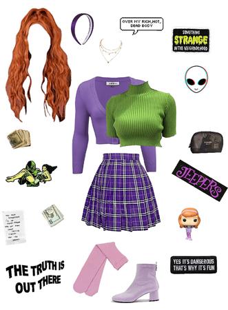 Modern Scooby Doo: Daphne Blake