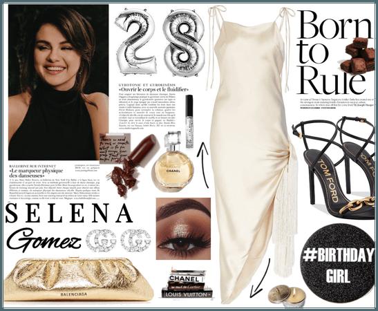 Happy 28th Selena!