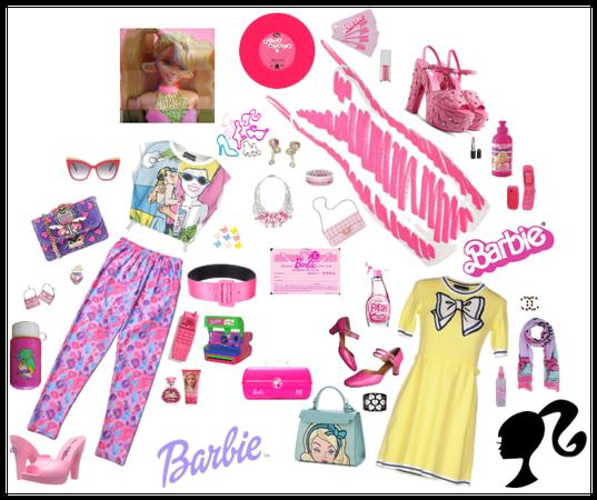 Girl Mode: Barbie