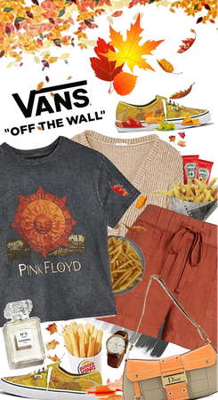 VANs for Autumn | With Pommes Frites!