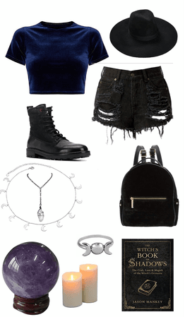 veronica sawyer modern witch for project