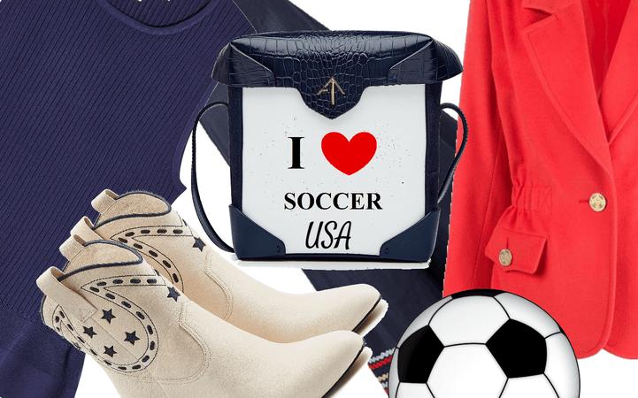 USA Soccer FIFA World Cup 2018