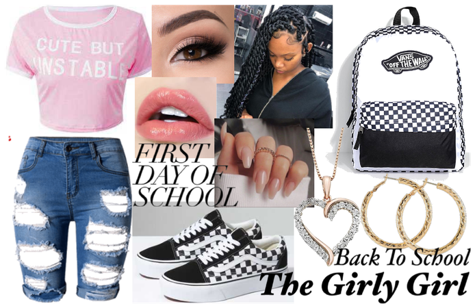 Back To School The Girly Girl