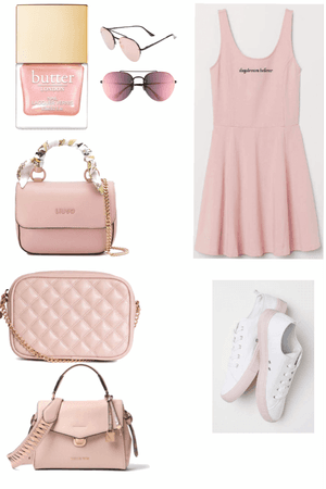 simply pink