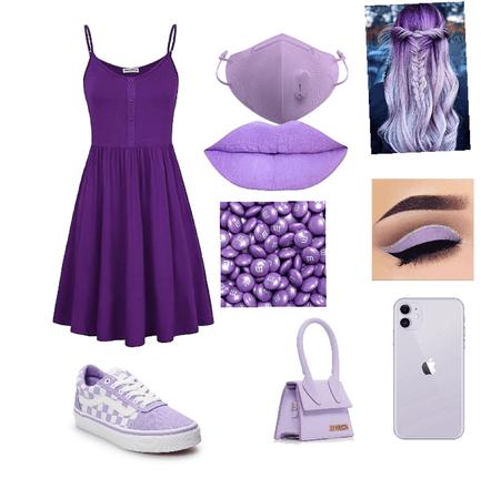 lavender corona summer