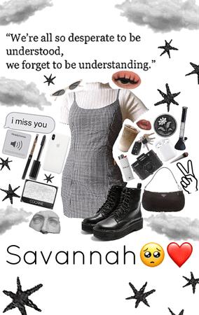 my friend savannah outfit!