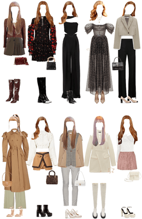 fic.character wardrobe