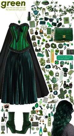 Loki Green
