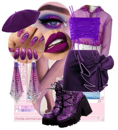 Extra Purple