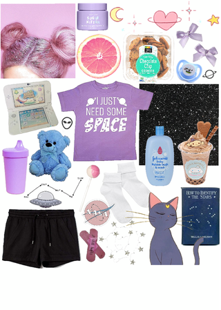 Space Baby — collab w/ @midnightwinchester