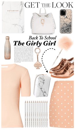 Back To School: Girly Style