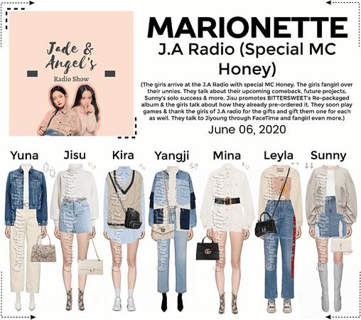 MARIONETTE (마리오네트) J.A Radio