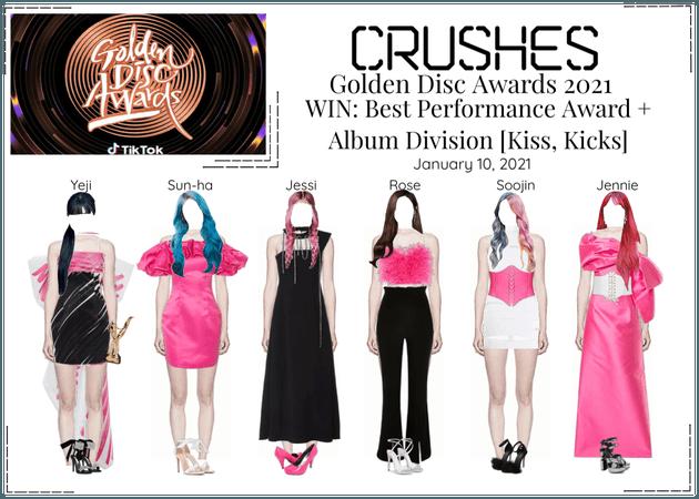 Crushes (호감) Golden Disk Award 2021