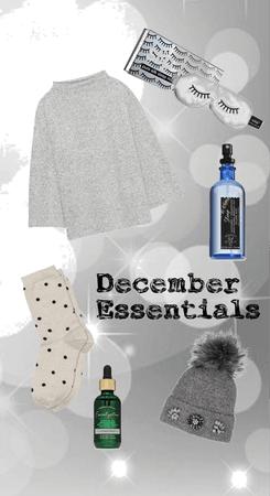 December essentials