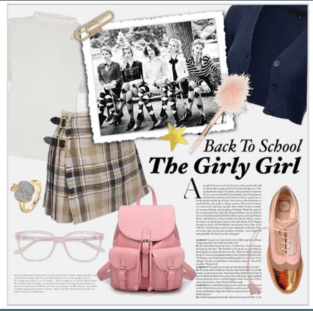 Back2School : Girly Girl