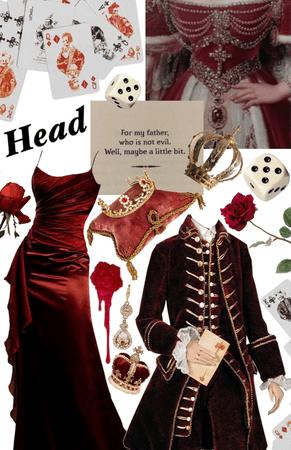 Queen of Hearts 👑❤️