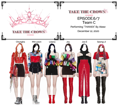 """""""Take The Crown"""" Ep.6/7 [Team C]"""