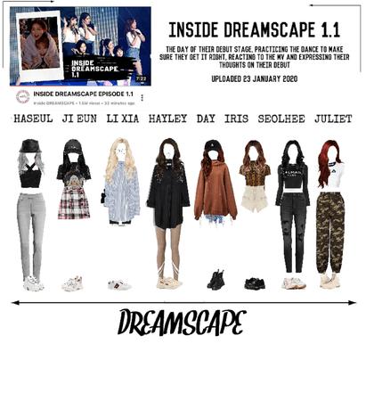 DREAMSCAPE [드림스게이프] Inside DREAMSCAPE Episode 1.1
