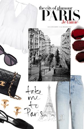 Take me back to Paris
