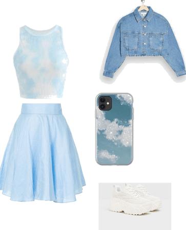 Cloudi Outfit