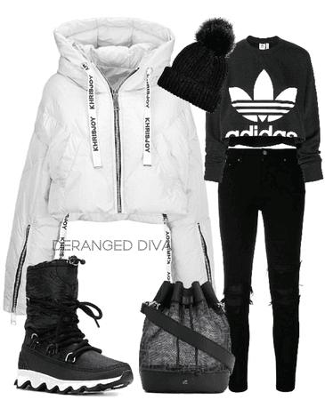 Detroit winter gear