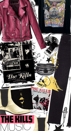 The kills playlist