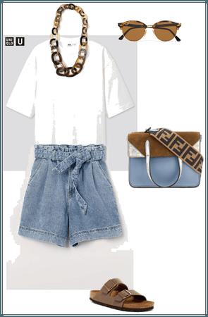 Everyday easy style