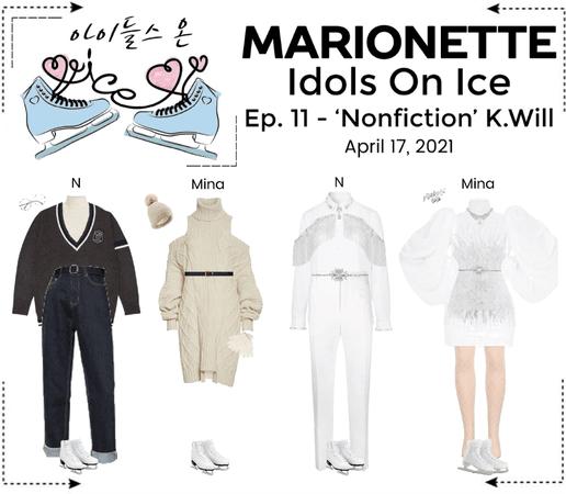 마리오네트 (MARIONETTE) - [MINA] Idols On Ice