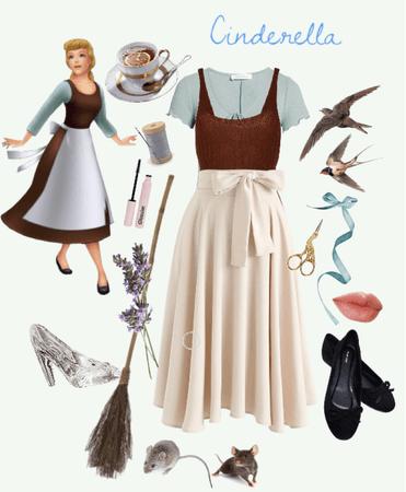 Present Day Cinderella
