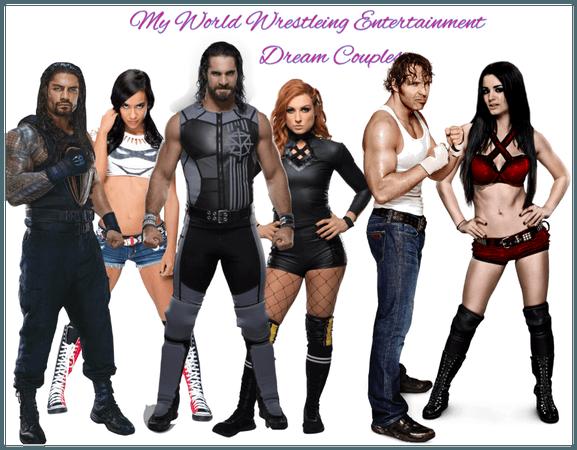 My WWE Dream Couples