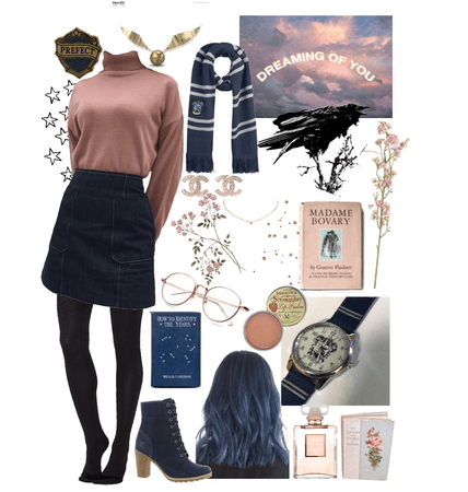 Ravenclaw's Everyday Outfit