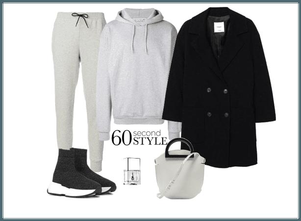 Sportswear. Street Style Level