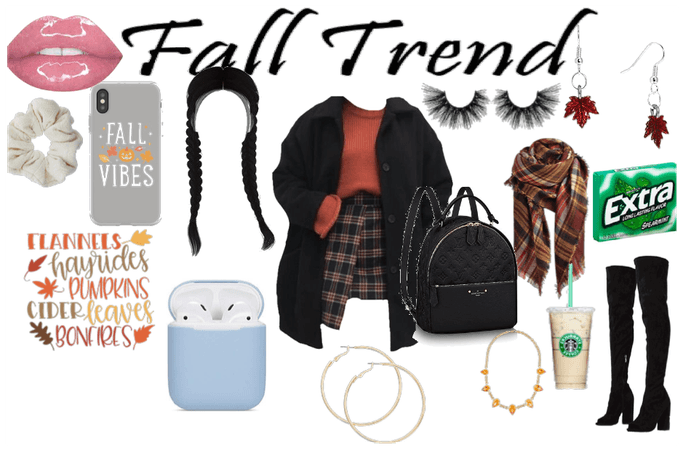 !@#$*^^(fall trend  outfit!@#$^^*_)
